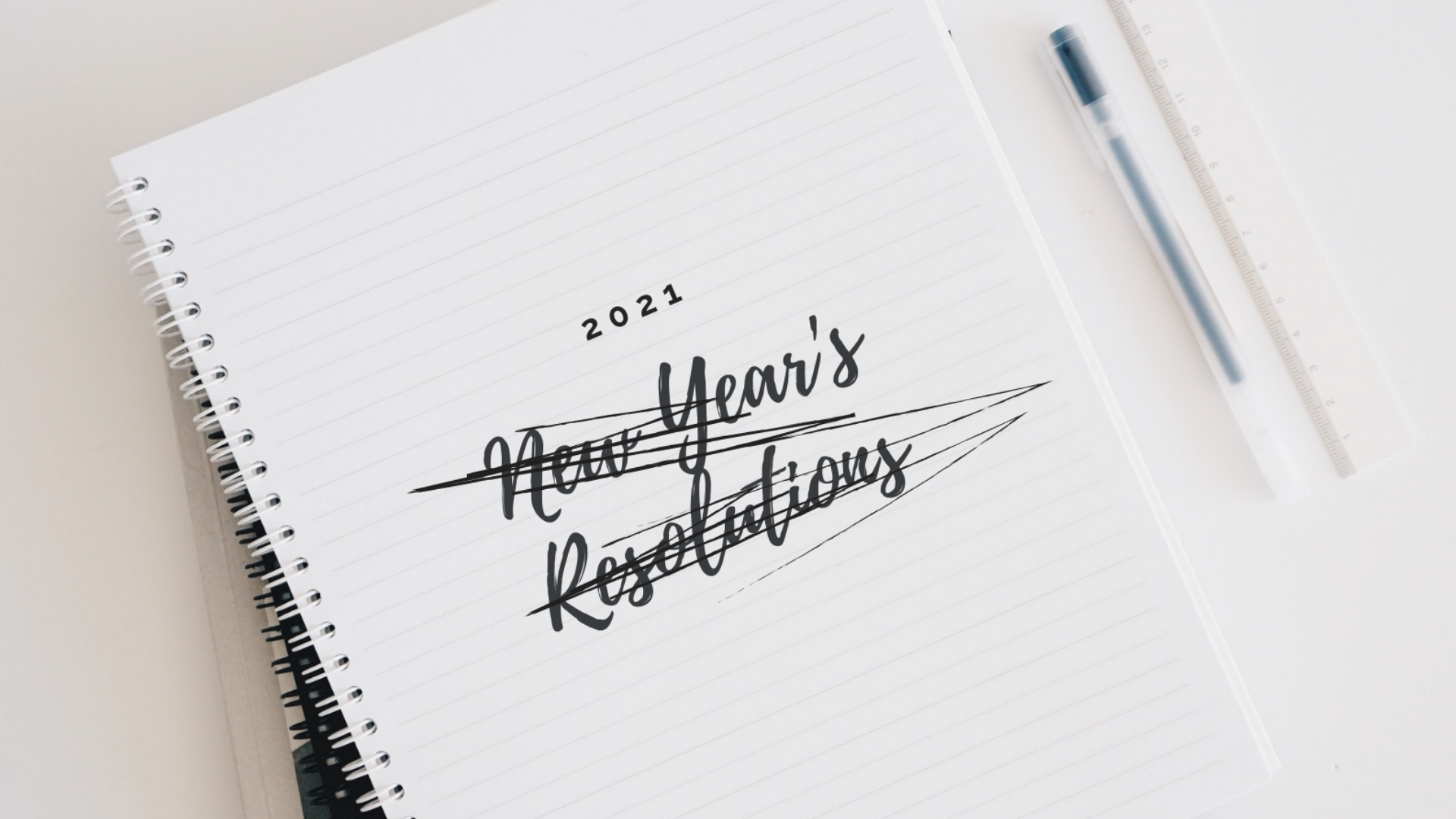 Avoid Making New Year's Resolutions at all Costs!